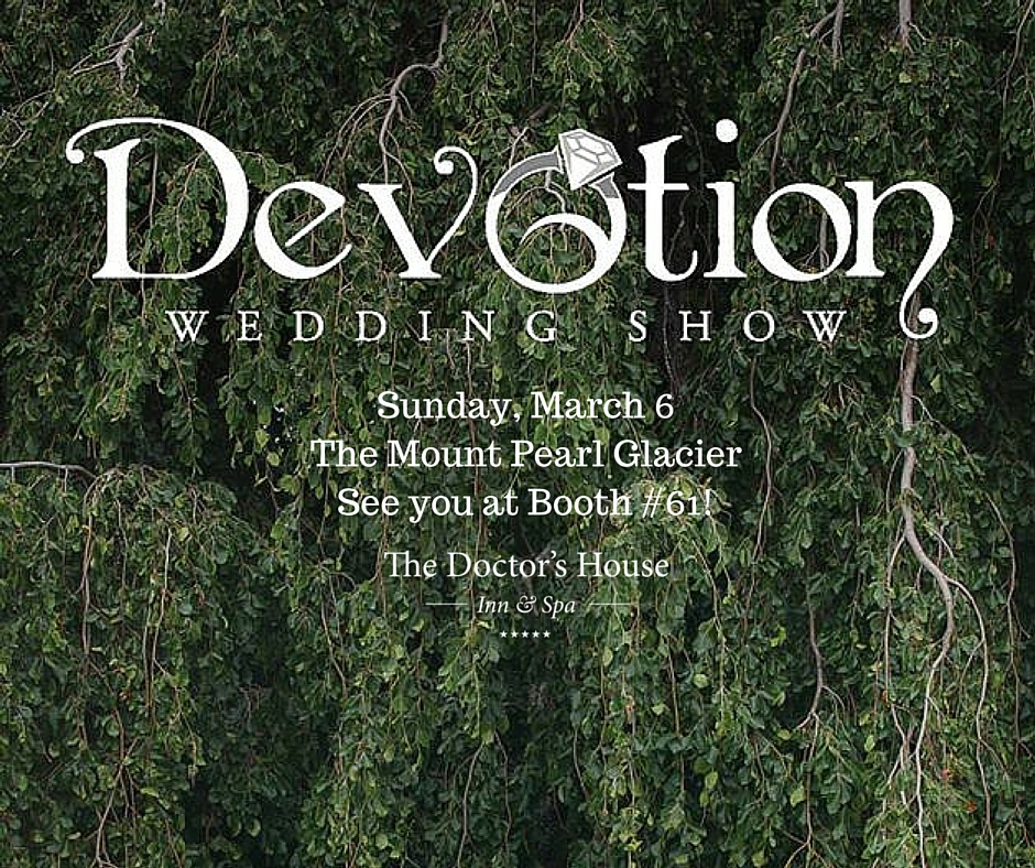 See You Sunday at The Devotion Wedding Show!